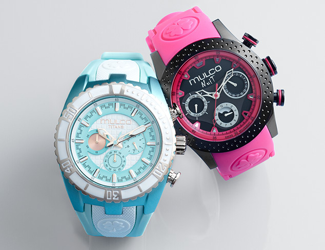 Work It Out: Sporty Watches at MYHABIT