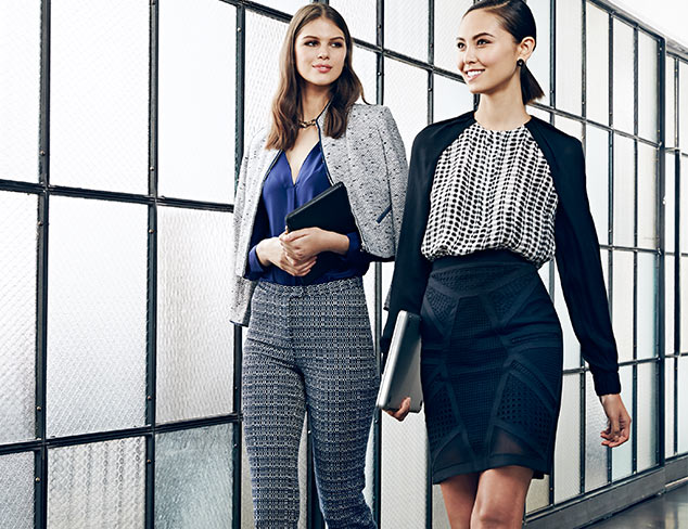 Work Ready: Polished Separates at MYHABIT