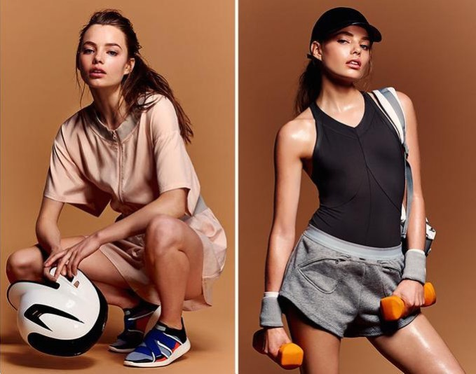 adidas by Stella McCartney Spring/Summer 2015