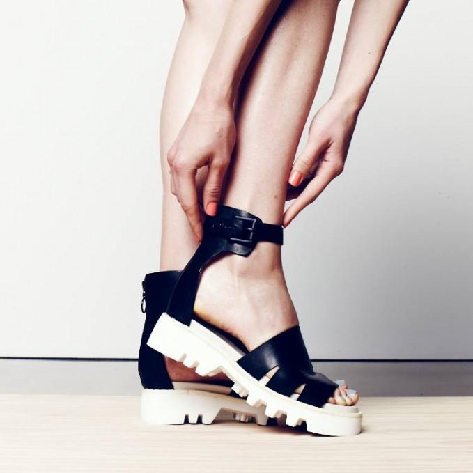 rag & bone Dante Ankle Strap Sandal