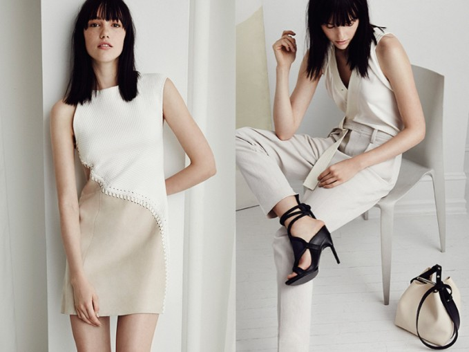 3.1 Phillip Lim Spring 2015 Collection
