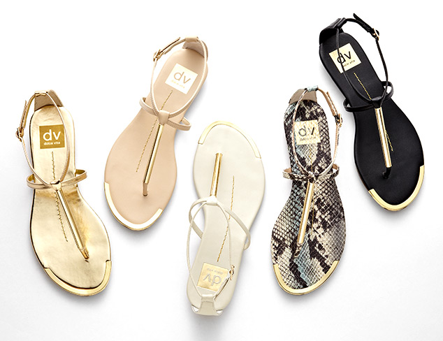 $39 & Under: Flats & Sandals at MYHABIT