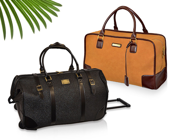 70% Off & More: Adrienne Vittadini Luggage at MYHABIT