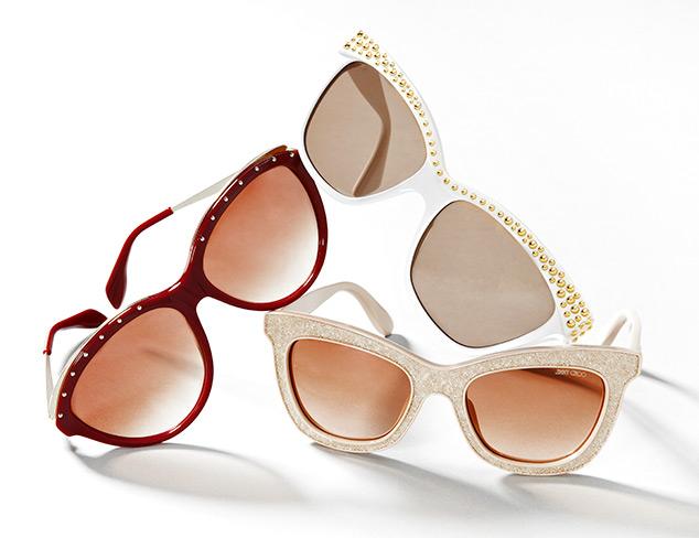 Alexander McQueen Sunglasses & Accessories at MYHABIT