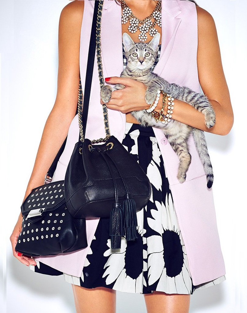 Kitten Makes the Outfit: Spring 2015 Bags Lookbook by Shopbop – NAWO