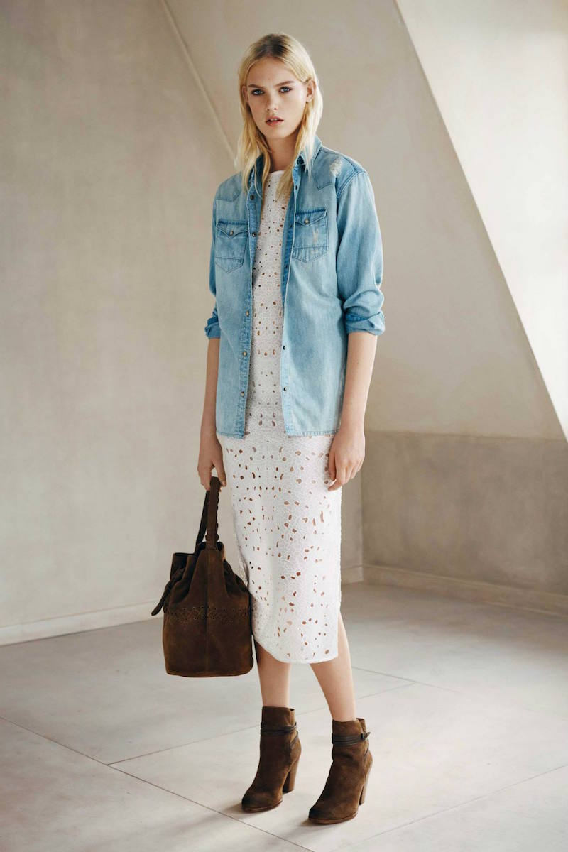 a7ea1e4cab AllSaints Women s April 2015 Lookbook – NAWO