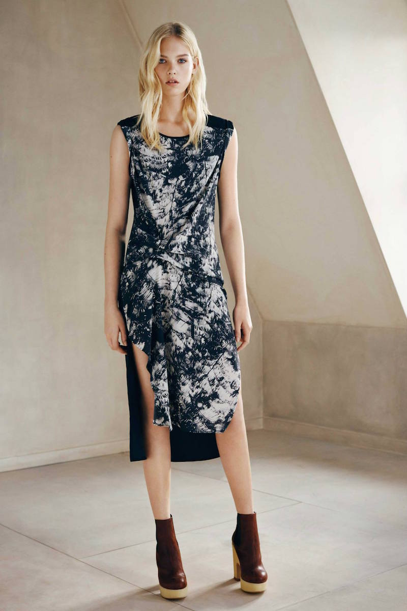 AllSaints Riviera Shade Dress