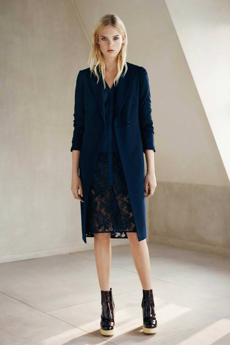 AllSaints Swyni Shirt Dress