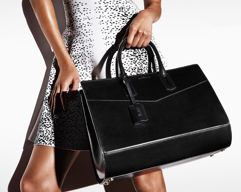 Architectural Elegance  Special Collections Byredo Handbags Spring 2015  Lookbook at Barneys New York 9a0f96dfd77ce
