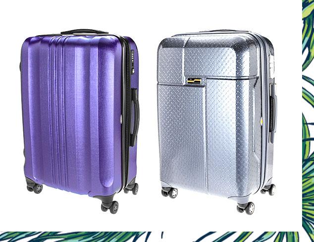 Caiman Luggage at MYHABIT
