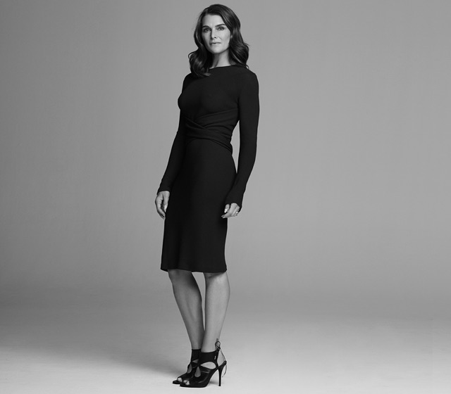 Calvin Klein Christina Long-sleeved Dress