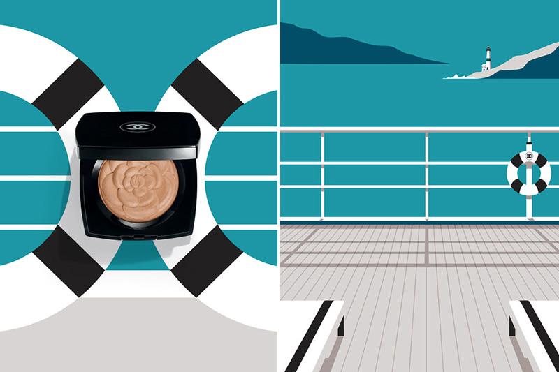 Chanel Summer 2015 Méditerranée Makeup Collection_1