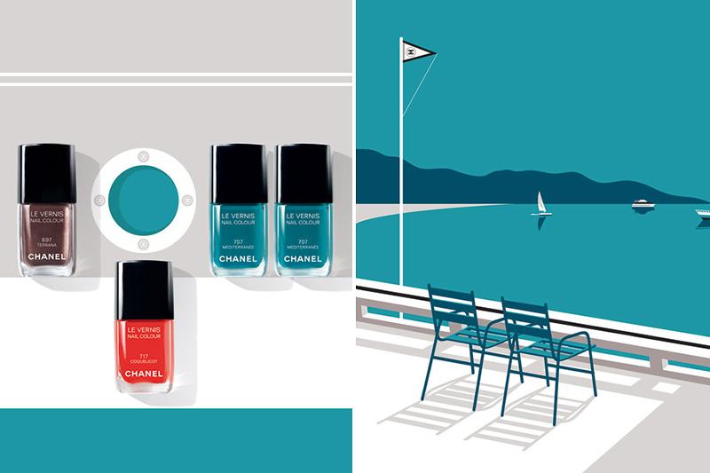 Chanel Summer 2015 Méditerranée Makeup Collection_3