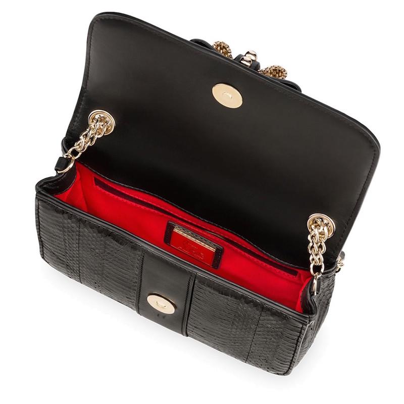 Christian Louboutin Sweet Charity Mini Snakeskin Backpack_4