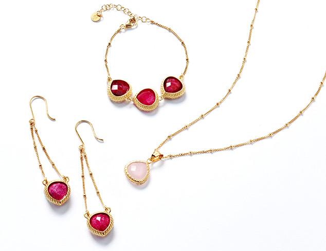Coralia Leets Jewelry at MYHABIT