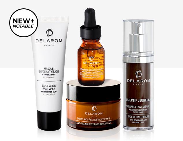Delarom Skincare at MYHABIT