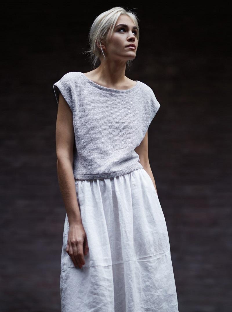 Nordstrom White Dress