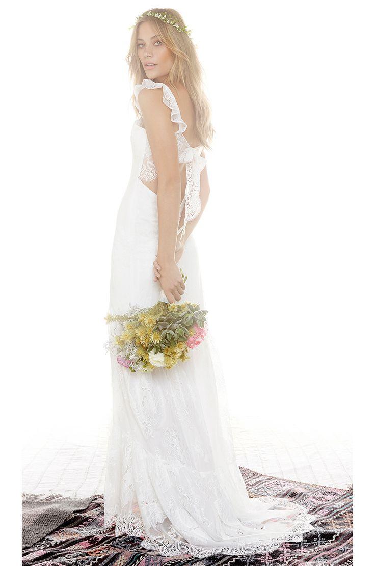 For Love & Lemons x REVOLVE Gillian Wedding Dress