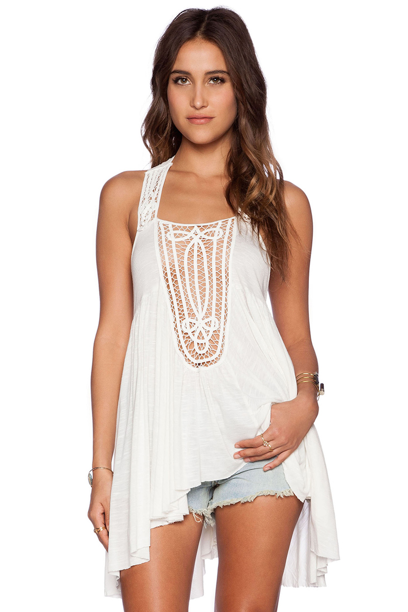 Free People New World Horizons Tank