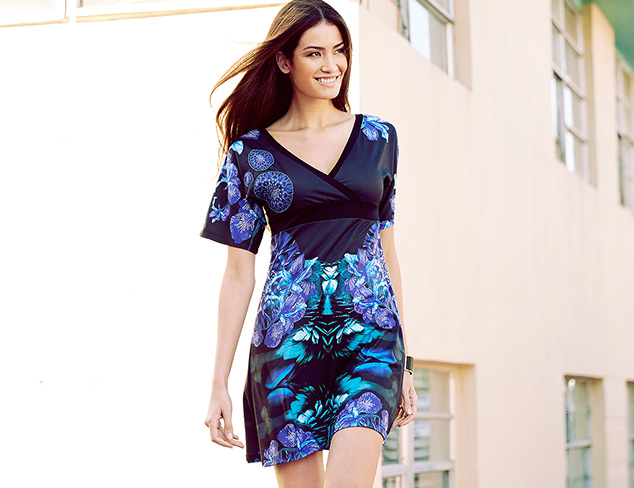 Garden Party: Floral Print Dresses at MYHABIT