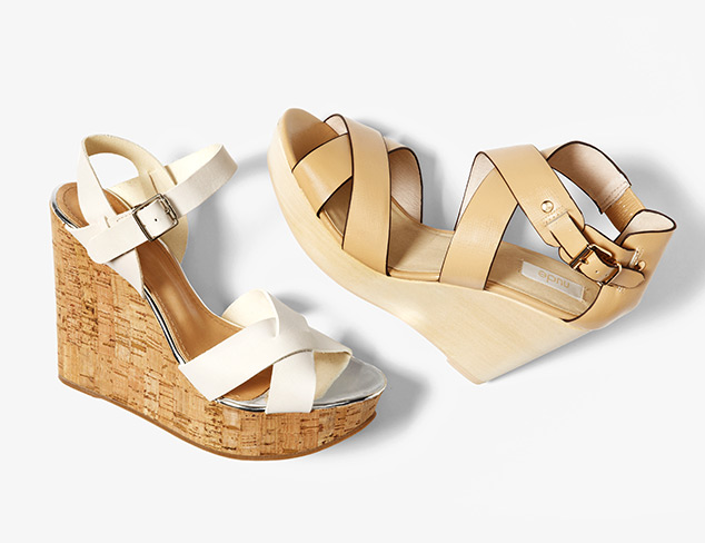 Garden Party: Wedge Sandals at MYHABIT