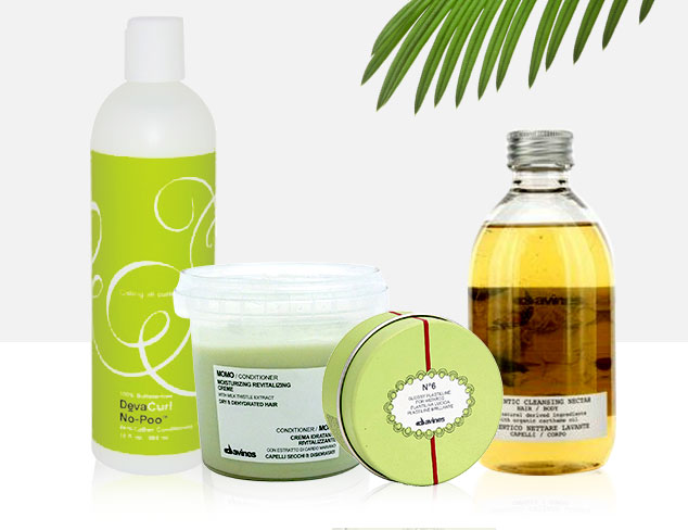 Get Great Hair: Deva, Davines & More at MYHABIT