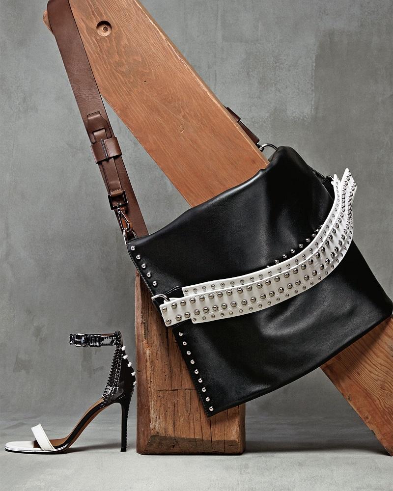 Givenchy Postino Large Flat Foldover Shoulder Bag
