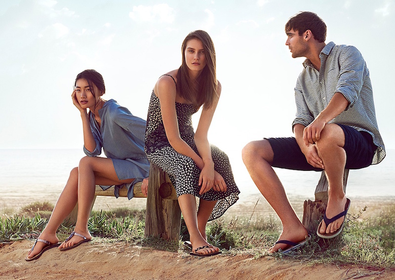Great Escape Spring 2015 UGG Australia AD Campaign