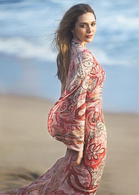 Into The Sun Elizabeth Olsen for The EDIT_4