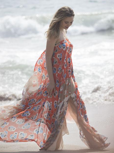 Into The Sun Elizabeth Olsen for The EDIT_6