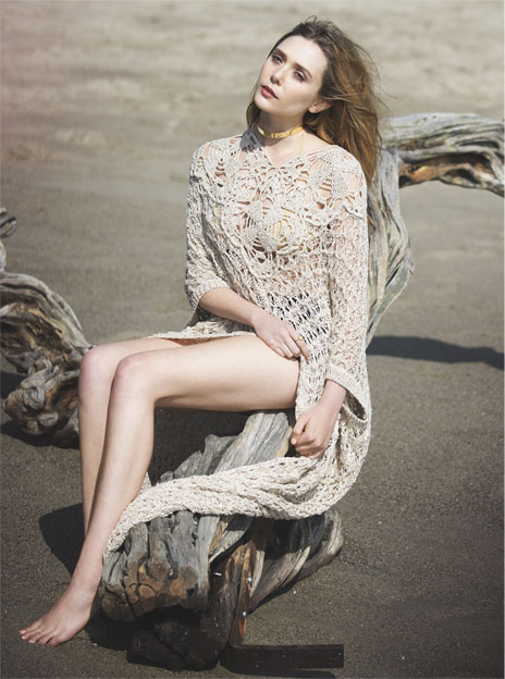 Into The Sun Elizabeth Olsen for The EDIT_7