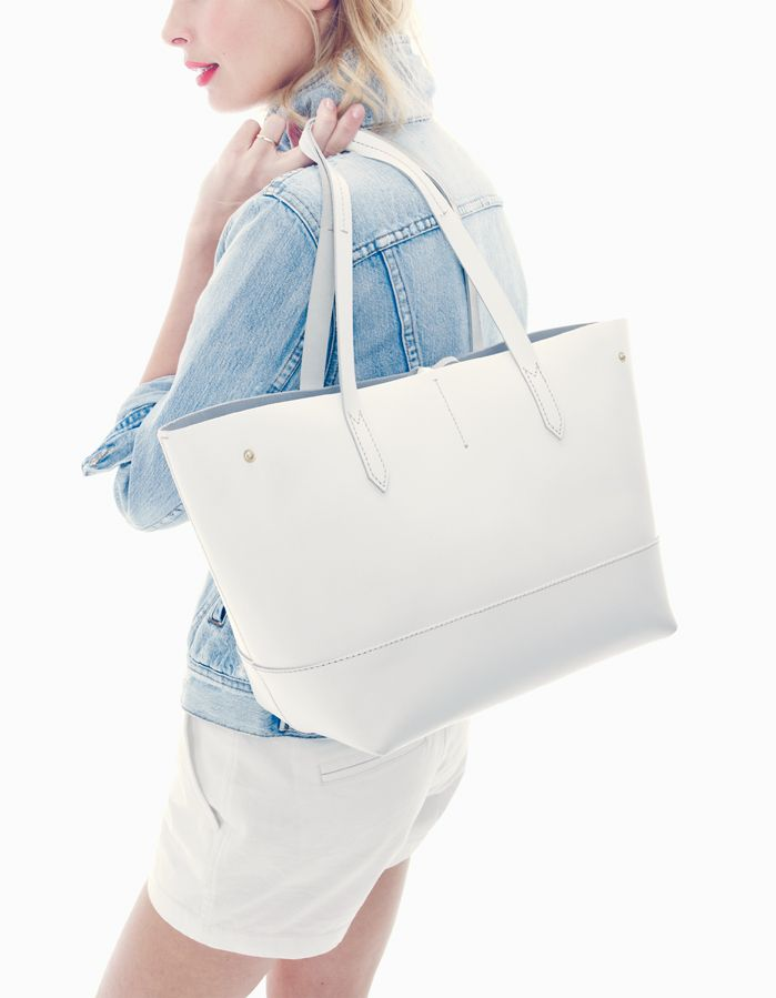 J.Crew Downing tote