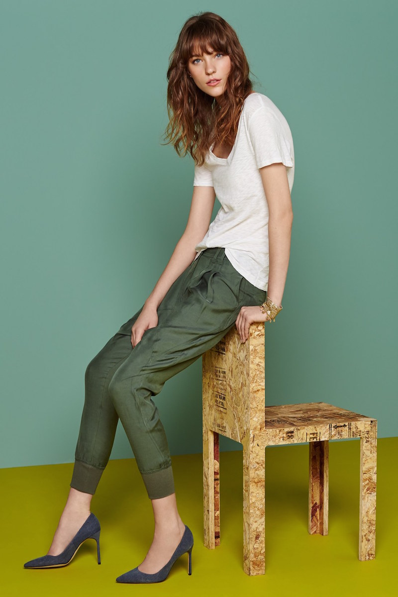 James Jeans Relaxed Fit Jogger Pants