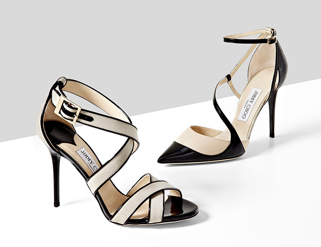 Jimmy Choo at MYHABIT