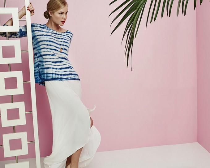 Joie Eloisa Cashmere Tie-Dye Sweater