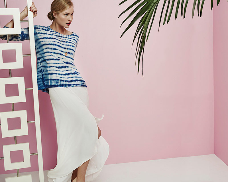 1d7f2912a28 ... COLLECTION  Joie Spring 2015. Joie Eloisa Cashmere Tie-Dye Sweater
