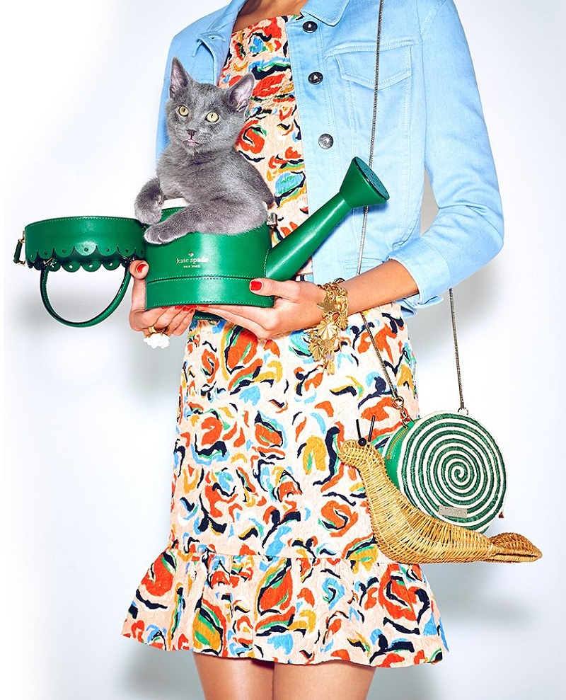 Kitten Makes The Outfit Spring 2015 Bags Lookbook By