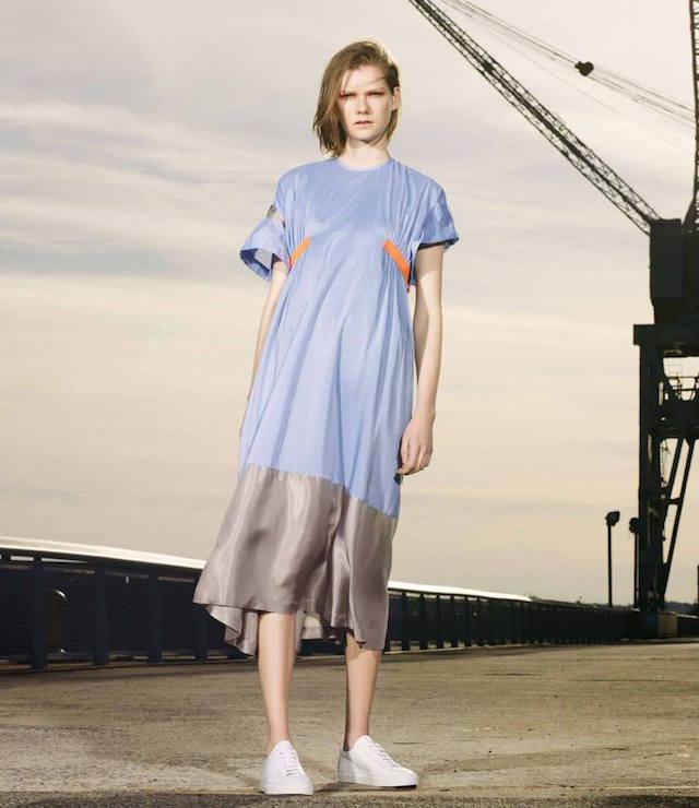 Kolor Cosi Maxi Dress