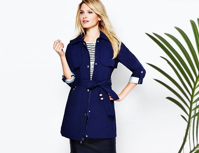 Laundry By Shelli Segal Spring Outerwear at MYHABIT