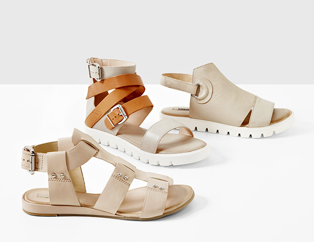Luxe Leisure: Sandals & More at MYHABIT