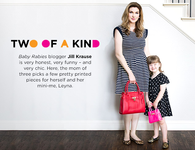 Mother & Daughter Picks: Blogger Jill Krause at MYHABIT