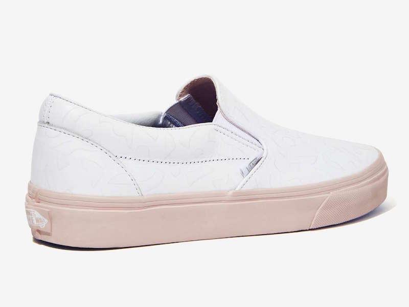 Nasty Gal x Vans Get Down Classic Leather Slip-On Sneaker_2