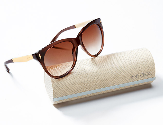 New Arrivals: Jimmy Choo Sunglasses at MYHABIT