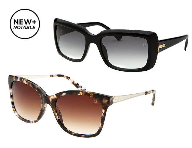 New Arrivals: Nina Ricci Sunglasses at MYHABIT