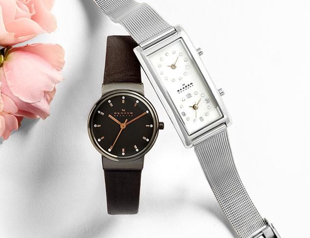 New Markdowns: Skagen Watches at MYHABIT