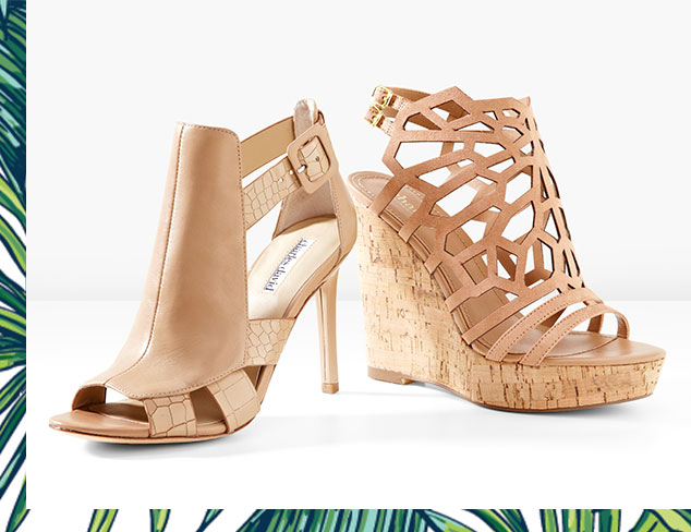 Nude & Neutral: Shoes at MYHABIT