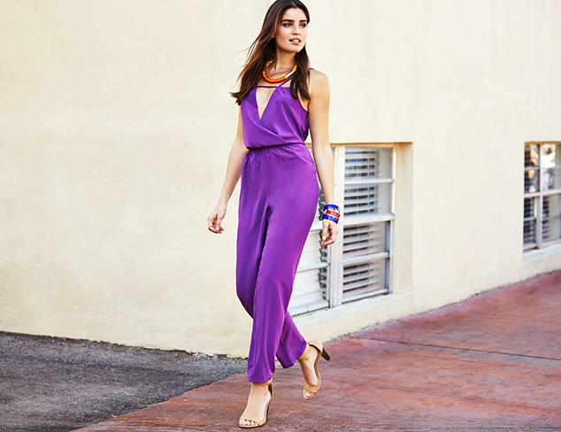 On the Casual Side: Pants, Jumpsuits & More at MYHABIT