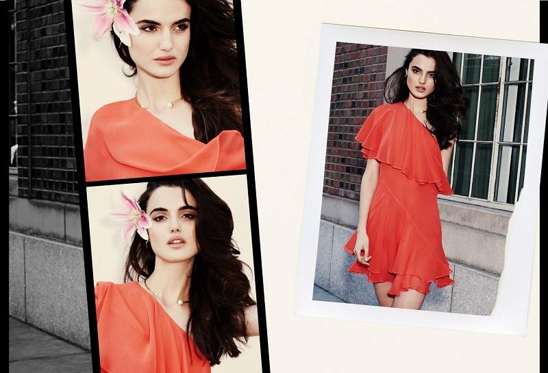 Rachel Zoe Brunelle Silk Dress