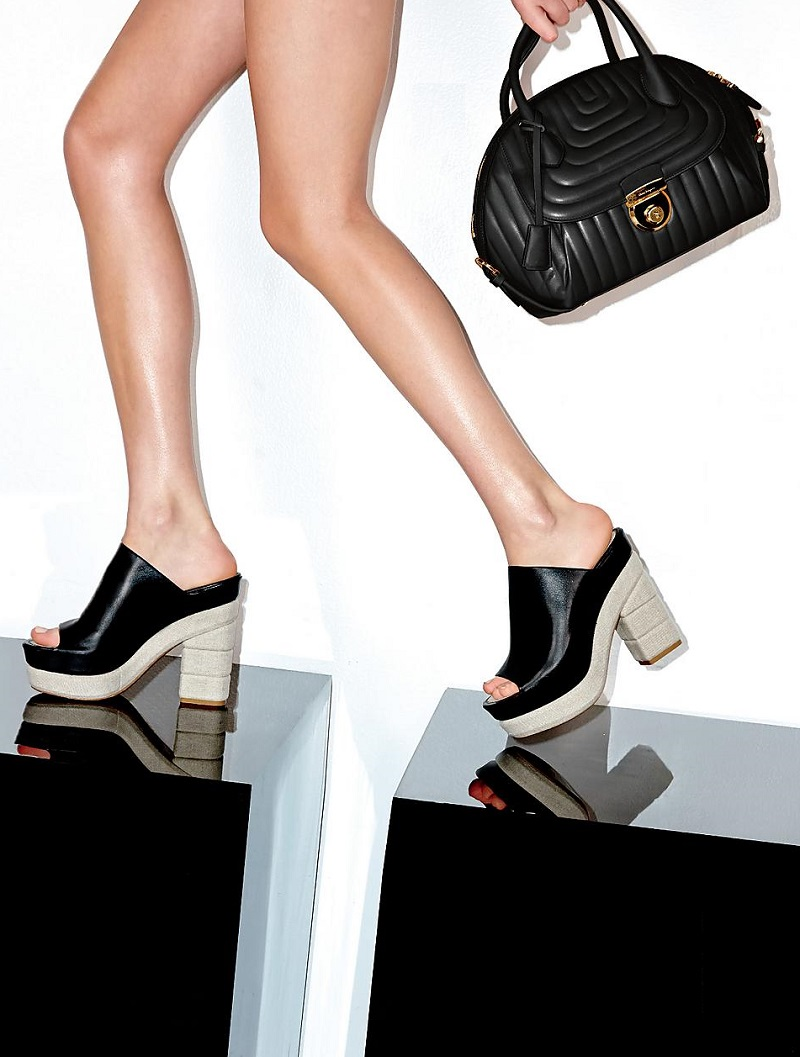 Editorial Top 10 Haute Stuff In Spring Shoes Nawo