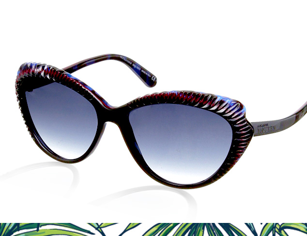Shop by Shape: Cat Eye Sunglasses at MYHABIT
